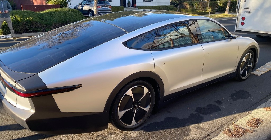 Lightyear One: Hands-on with a solar-powered car with 440-mile range