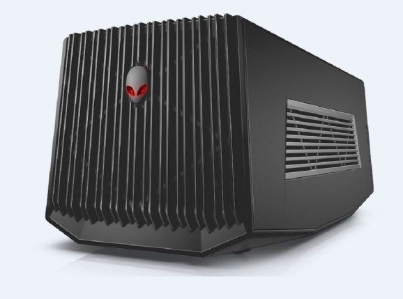 Alienware unveils 'graphics amplifier' to give laptops screaming desktop performance
