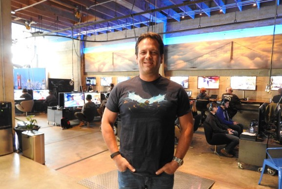Microsoft's Phil Spencer on the importance of Halo 5 to the fate of the Xbox One