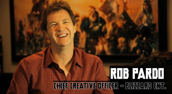 Blizzard Entertainment creative director Rob Pardo calls it quits after 17 years