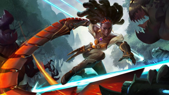 Heroes of the Storm reminds us it isn't dead with a new, original hero and ranked system