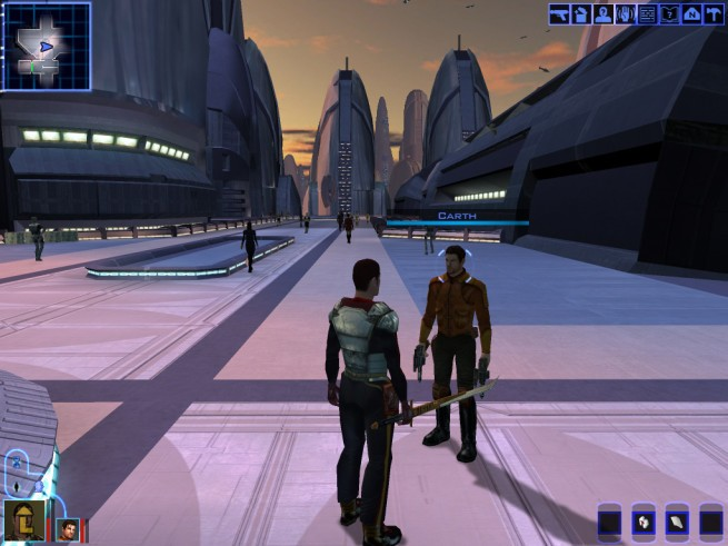 Star Wars: Knights of the Old Republic out now for iPad