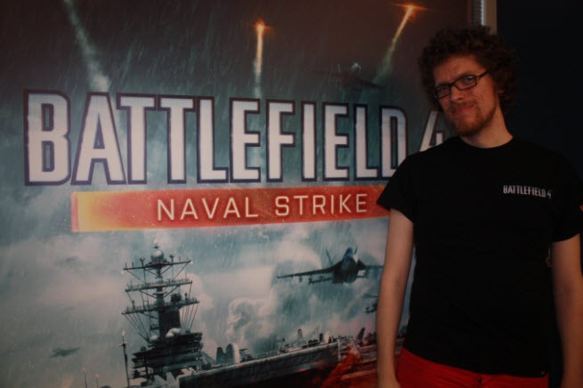 You can assault an aircraft carrier in EA DICE's Battlefield 4: Naval Strike DLC (hands-on preview)
