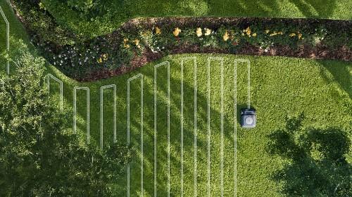 iRobot unveils Terra, a Roomba lawn mower