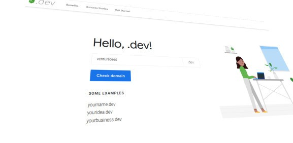 Google's .dev domain officially opens for business through any registrar