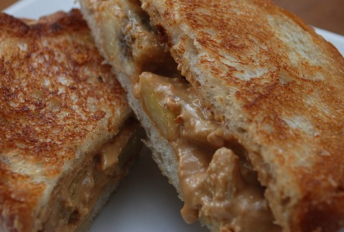 Funding Daily: Peanut butter and banana sandwiches
