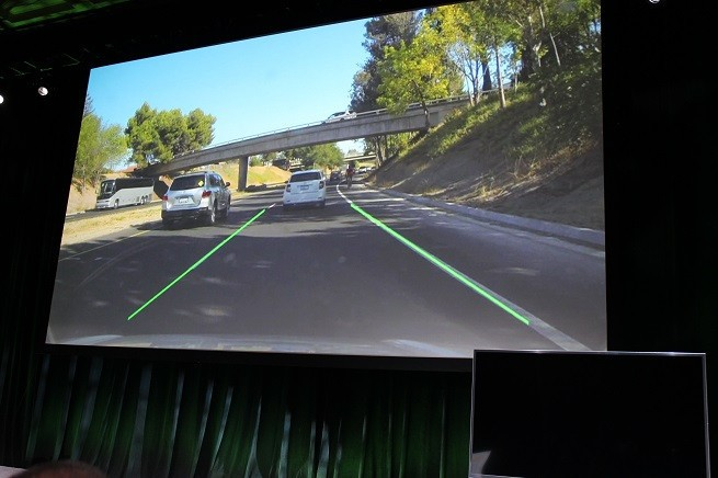 Nvidia promises cool graphics and controls for your car with its Tegra K1 chip
