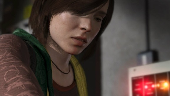 Quantic Dream's Beyond: Two Souls has a whopper of an ending