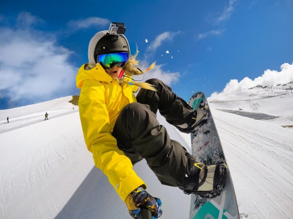 GoPro opens action sports channel on Roku's streaming platforms