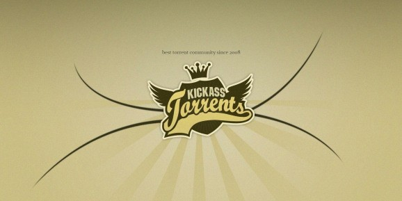 Kickass Torrents is down (Update: It's back)