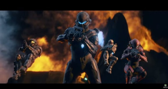 Microsoft releases Halo 5: Guardians action-packed opening cinematic