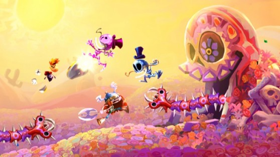 Delays helped make Rayman Legends better — and brought some gender balance as well (preview)