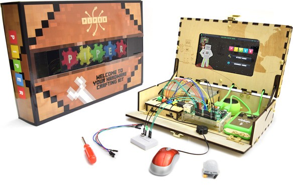Piper raises $7.6 million to expand its DIY computer kits for children