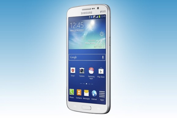 Samsung introduces its latest giant smartphone, the Galaxy Grand 2