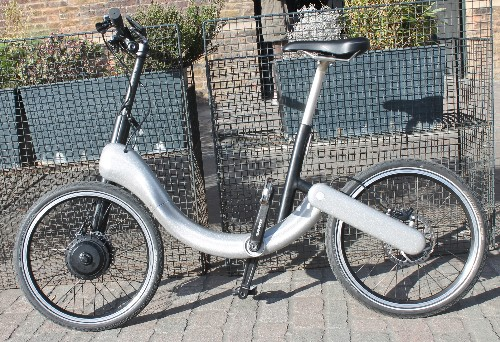 Meet Jivr, the chainless e-bike that wants to revolutionize city cycling