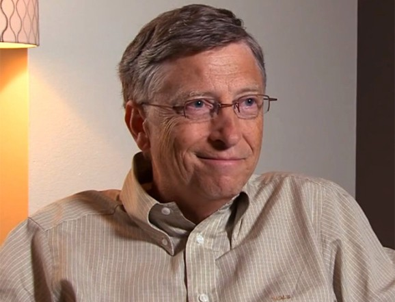 Bill Gates: Internet connectivity doesn't mean much if you're dying of starvation