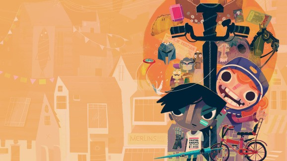 Knights and Bikes is a quirky take on 1980s coming-of-age stories