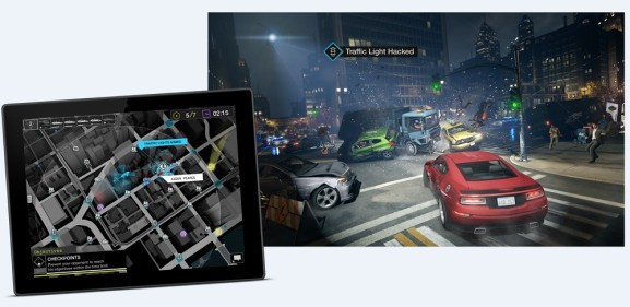 Watch Dogs' mobile app is a hoot as you chase down a fugitive across Chicago (hands-on preview)