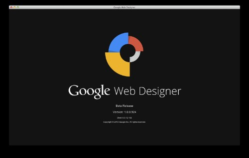 Google Web Designer creates animated 3-D HTML5 ads in minutes, for free