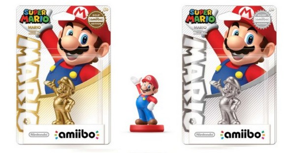 Walmart-exclusive Gold Mario Amiibo sell out in minutes — but you can buy one on eBay for $200