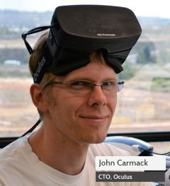 Quake creator John Carmack joins Oculus VR as chief technology officer