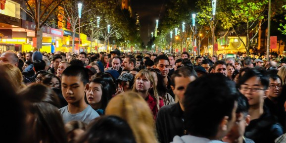 Humanizing big data: The everyday impact of crowd science