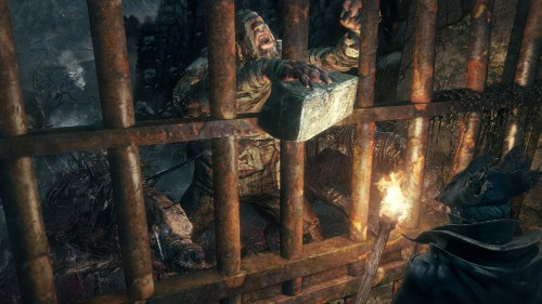 Bloodborne delivers death and despair (hands-on preview)