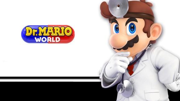 Dr. Mario World is Nintendo's next mobile game