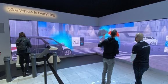 At CES 2020, 5G hype shifted from phones to PCs, cars, and infrastructure