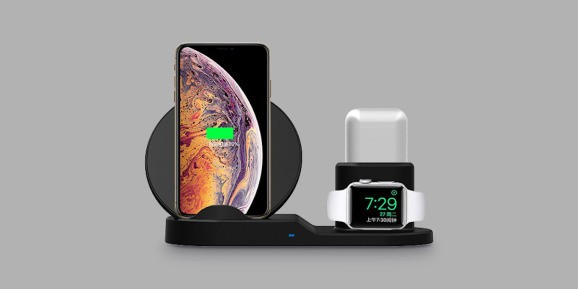 Get this $130 3-in-1 charging station for just $37
