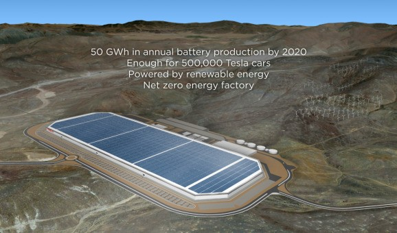 How Tesla got Nevada to give it $1.4B in exchange for a giant battery factory