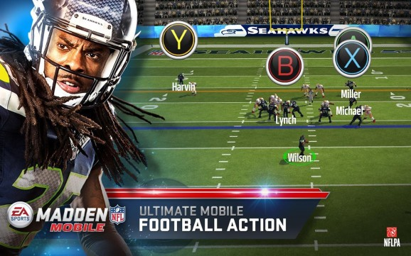 Why Madden NFL Mobile is the last football game EA will ever need to release on mobile