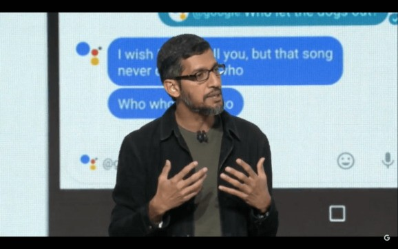 How voice search may threaten Google's advertising business