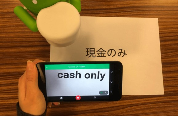 Google Translate's camera can now automatically detect languages