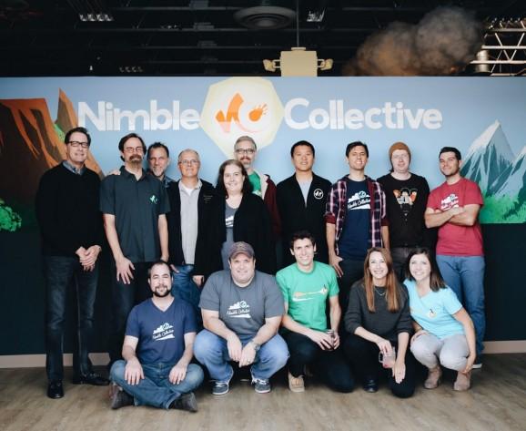Nimble Collective raises $8.5M for cloud-based animation community