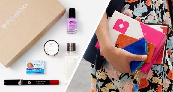Beauty-in-a-box startup Birchbox pulls in $60M