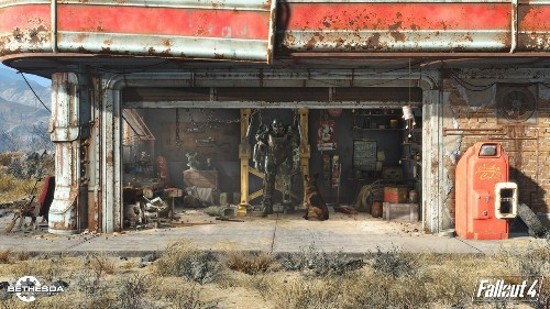 Fallout 4 is real — watch the trailer here
