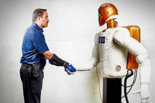 NASA RoboGlove developed for International Space Station finds a new purpose on Earth