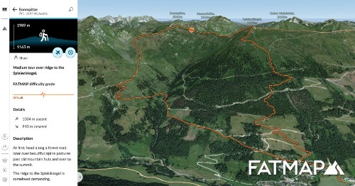 Fatmap wants to be the Google Maps for the great outdoors