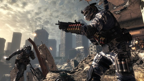 Analyst: Call of Duty: Ghosts' numbers are 'troubling'
