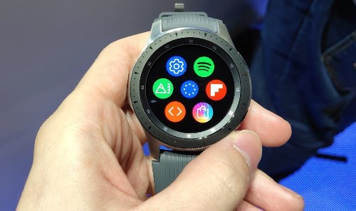 Samsung debuts Galaxy Watch with improved battery and health features