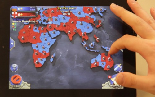 DomiNations has bagged $100 million in revenue since its April 2015 mobile launch