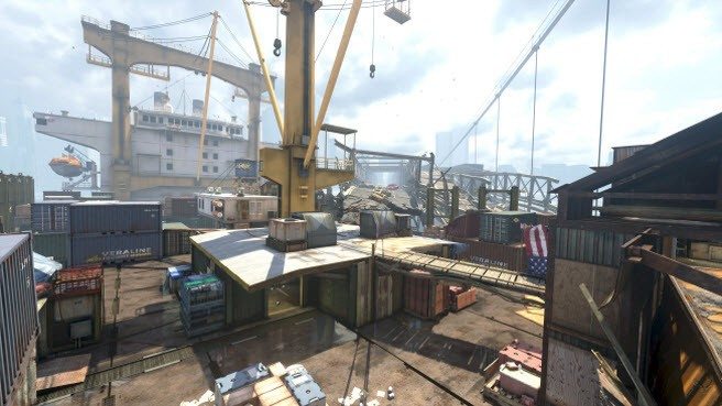 The next Call of Duty: Ghosts map pack is coming April 3 — with a giant Kraken
