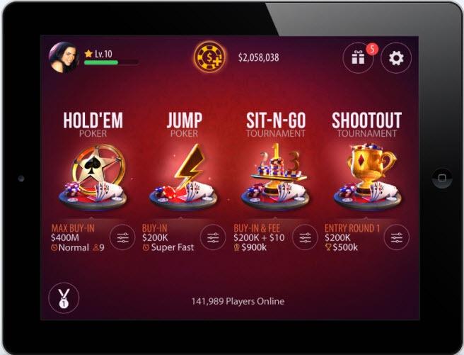 Social Casino Games - Magazine cover