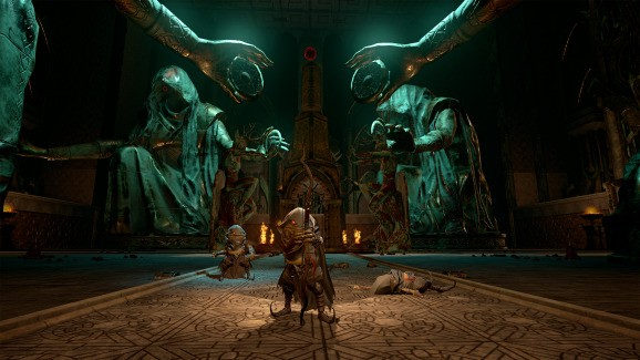 InXile launches its Bard's Tale VR game, The Mage's Tale