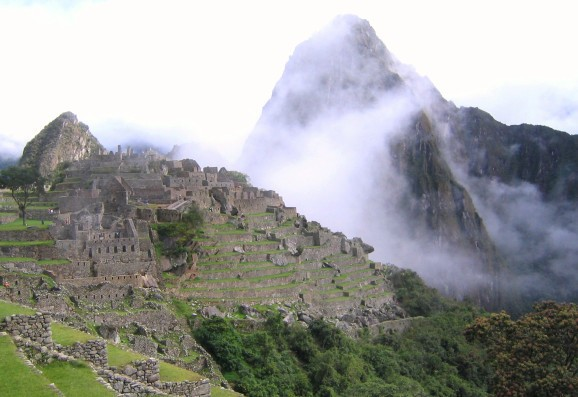 Google Street View now lets you visit Machu Picchu, Peru's iconic site of the Inca Empire