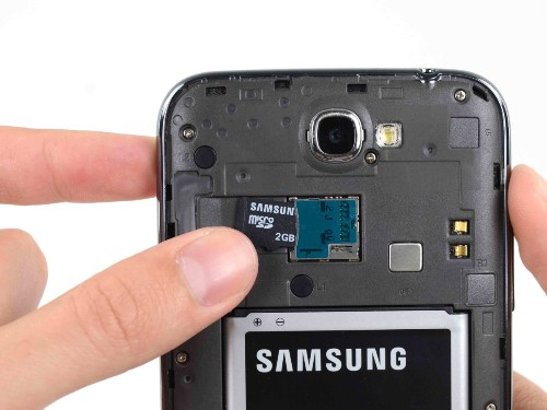 Samsung Galaxy S7 rumored to bring back expandable storage