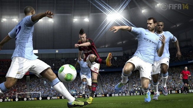 EA Sports' Ignite is the Michael Jordan of game engines, which is a good and bad thing