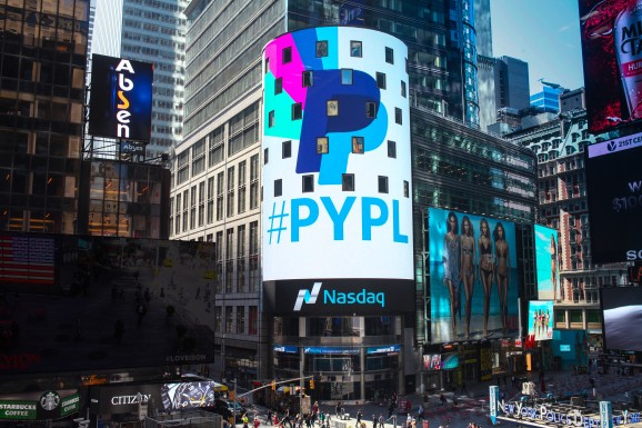 PayPal has loaned $1B to small businesses, half of it since May