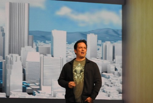 Microsoft game chief Phil Spencer on openness, HoloLens, and Xbox 1.5